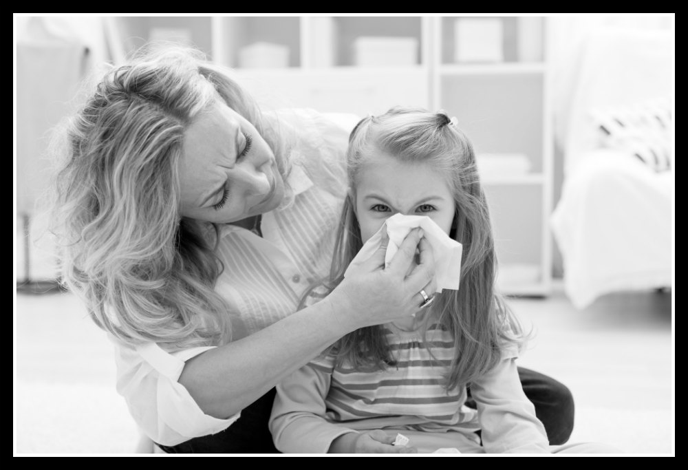 children and mold allergies